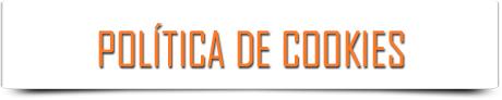 Política de cookies de Cortinas Valdivieso.